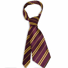 Official Harry Potter Gryffindor Tie Fancy Dress Book Week Accessory P6883