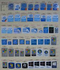 (intel Pentium 3 Pentium 4 Pentium dual core Pentium m Pentium D + OS) Sticker