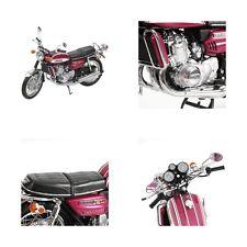1:12 Minichamps Suzuki GT 750 Candy Lavender 1973 MEGA RARE UNIQUE ON EBAY NEW