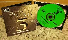 MIDWEST FUNK 3 Burnsidaz SOULJAH BOY Twista NUFFY Halfpint OHIO rap hip hop 2-CD