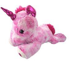 XXL Einhorn pink Plüsch Plüschfigur Kuscheltier Puppe Teddy 60cm