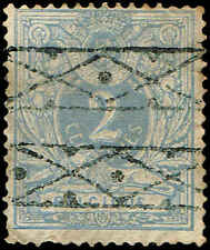 Scott # 41 - 1881 - ' Numeral ' Thick Paper