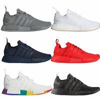 adidas Originals NMD R1 Nomad Herren-Turnschuhe Sneaker Sportschuhe Laufschuhe