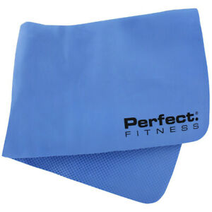 Perfect Fitness Hyper Evaporative Cooling Towel - Blue