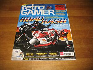 Retro Gamer magazine # 166 issue 166 vintage retro Road Rash cover