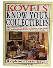 Kovel's Know Your Collectibles Book Good
