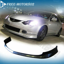 URETHANE 02-04 ACURA RSX DC5 JDM TR Type-R FRONT BUMPER LIP SPOILER BODY KIT PU