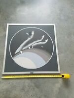 RARE John EASTMAN PENCIL signed Lithograph 1976 artists proof