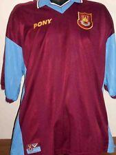 West Ham United Home Shirt(1997/1998) xxl men's #454