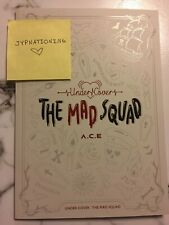 A.C.E / ACE Under Cover The Mad Squad Album + B ver tattoo sheet - NO Photocard