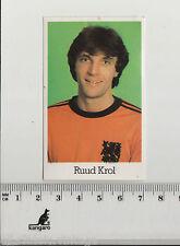 Decal/Sticker - Ruud Krol Dutch Football/Nederlands Elftal Voetbal