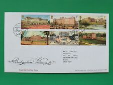 2014 Buckingham Palace Royal Mail First Day Cover Tallents House SNo44589