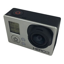 GoPro HERO3 Silver Edition Action Camera And Accessories