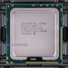Intel Core i7-980X SLBUZ CPU Processor 6.4 GT/s 3.33 GHz LGA 1366/Socket B
