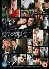 Gossip Girl - Season 6 [DVD][Region 2]