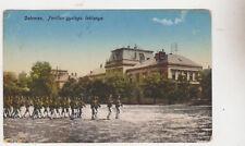 Debrecen,Hungary,Pavillon gyalogs.Laktanya,Used,Hungarian Stamp,1916