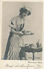 POSTCARD  ACTRESSES   Madge  Crichton