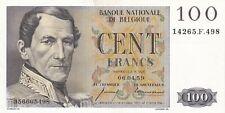 Belgium België 100 frank 1959 / Q010