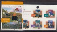 Australia 1997 Wetland Birds Booklet Plus Pane Mint MNH X9182