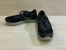 Saucony Peregrine 11 GTX S10643-45 Hiking Shoe - Women's Size 10, Black/Cherry