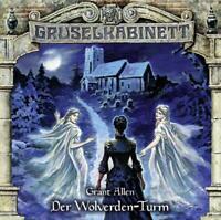 DER WOLVERDEN-TURM - GRUSELKABINETT-FOLGE 143   CD NEW
