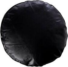 Bottari Telo Copriruota di scorta Elasticizzato per Fuoristrada 70 x 23 cm Nero