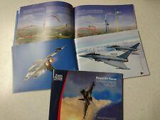 RAF Typhoon Display Team 2017 - 67 pg glossy publication #bringthenoise2017 *new
