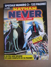 NATHAN NEVER Speciale n°3 Edizione Bonelli    [G364] con albo