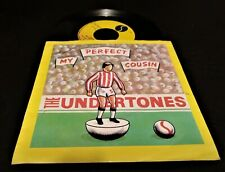 The Undertones My Perfect Cousin Single 1980 Portugal Punk