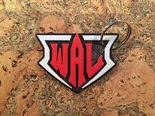 WAL World Arm Wrestling League Keyring Key Ring Chain Keychain