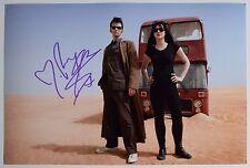 Michelle Ryan SIGNED 12x8 Photo Autograph Dr Who TV Memorabilia AFTAL COA