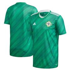 Northern Ireland National Team adidas 2020/21 Home Federation Replica Jersey -