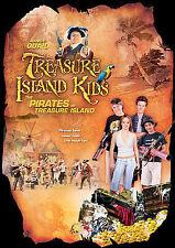 Treasure Island Kids - Pirates Of Treasure Island (DVD, 2007)