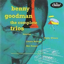 Goodman, Benny - The Complete Capitol Trios - Goodman, Benny CD QZVG The Cheap