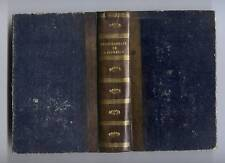 2 LIVRES PERRIN HISTOIRE MYTHOLOGIE + ENCYCLOPEDIE 1833