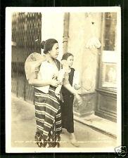 Manila photo Woman Women Costume Philippines 1927