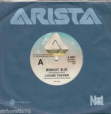 LOUISE TUCKER Midnight Blue / Voices In The Winds OZ 45