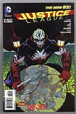 JUSTICE LEAGUE #10 CULLY HAMNER VARIANT COVER - DC COMICS NEW 52
