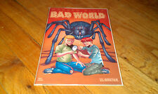 Bad World #3 2001 Comic Book AVATAR Warren Ellis JACEN BURROWS Big Spider Cover