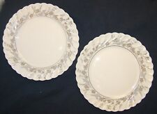 Haviland Limoges France Valmont 2 Salad Plates 7 5/8 Inch diameter replacement