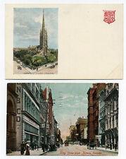 2 Toronto, Canada postcards