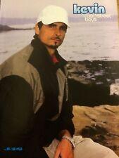 Kevin Richardson, The Backstreet Boys, Enrique Iglesias, Full Page Vintage Pinup