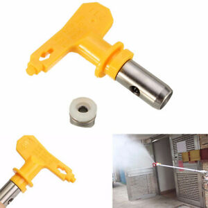 Spray Gun Tip Nozzle Airless Paint Spray Tip Nozzles for Power Welding Tools