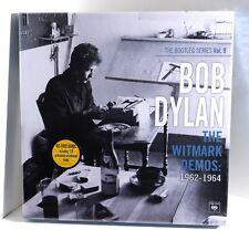 BOB DYLAN Witmark Demos 1962-1964 Bootleg Series Vol 9 VINYL 4xLP BOX SET Sealed