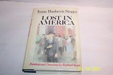 Lost in America, Noble Prize Winner for Literature by Singer, Isaac Bashevis USA