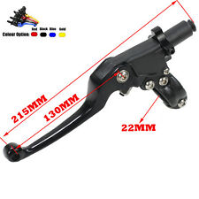 Alloy Fit ASV F3 Clutch Folding Lever Racing Motorcycle Pit Dirt Bike IRBIS KAYO