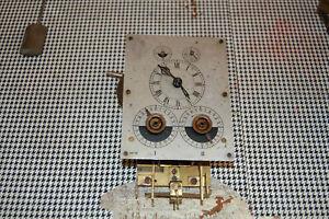 Alte Uhrwerk