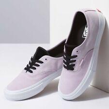 Vans Authentic Pro Velvet Lavender Men's Classic Skate Shoes Size 10