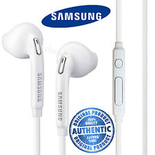 New Genuine Samsung Galaxy S7 Edge S6 Note 4 3 S5 Headphones Earphones Handsfree