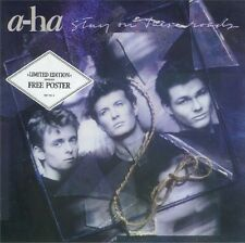 A-ha Stay On These Roads Limited Edition German LP with Poster!